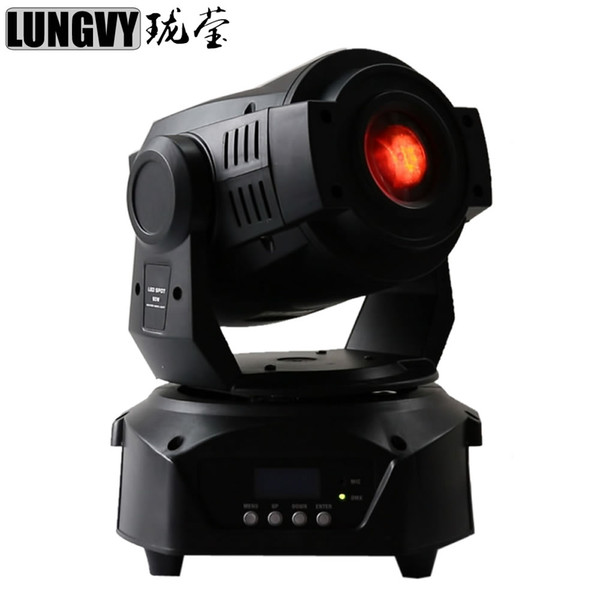 High Quality High Brightness 90W Moving Light 90W Led Moving Head Spot Light 3-Facet Prism 15 Channel