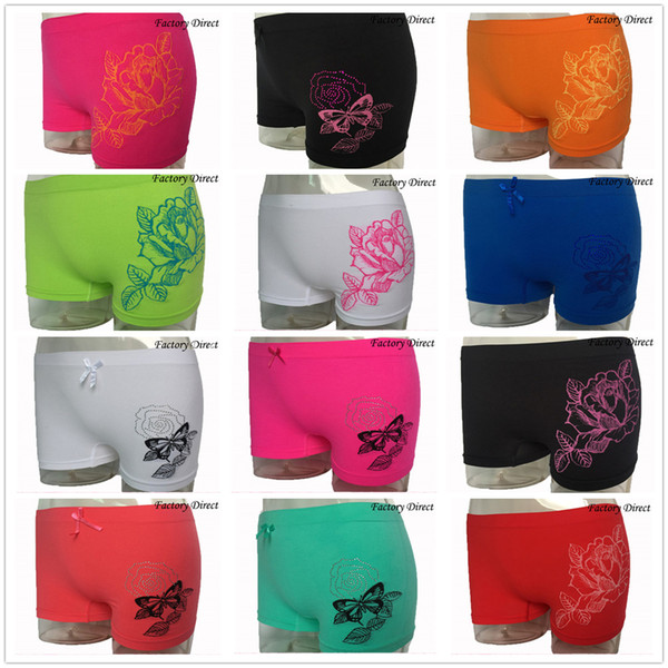 Discover sleek find lowest price Women Seamless Underwear Lady Cotton Waistband Yoga Shorts Pants Panties  Girl Quick Dry Boxer Briefs Stretch Sportwear UK 2019 From Anmifen, UK  $$9.13 ...