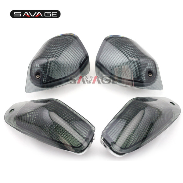 Rear Turning Signals Light Lens For Kawasaki ZZR 400 600 ZX600E 1994-2004