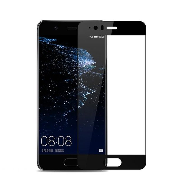 For Huawei P10 Tempered Glass High Quality 100% New 9H Anti-Proof Screen Protector Glass Film For Huawei P10 Mobile Phone