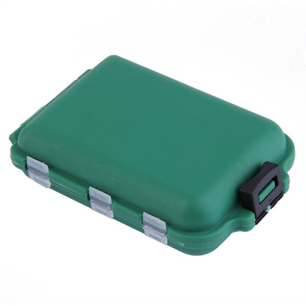 Wholesale- Fishing Tackle Boxes Fishing Accessories Case Fish Lure Bait Hooks Tackle Tool for Storing Swivels, Hooks, Lures, etc Quality