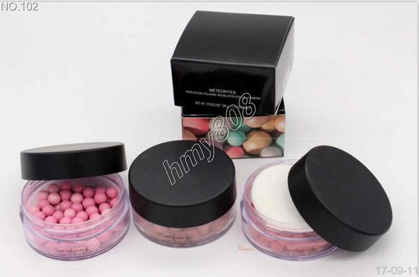 Makeup Meteorites Face Blush Perles De Poudre Pearls Light Shimmer Blush Have 4 Different Colors