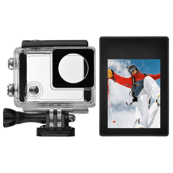 Freeshipping 2,0 Zoll Nicht-Berührbarer LCD-Bildschirm für GoPro Hero 4 3 + Action-Kamera-Bildschirm für Go Pro Hero 4 Kamera-Zubehör