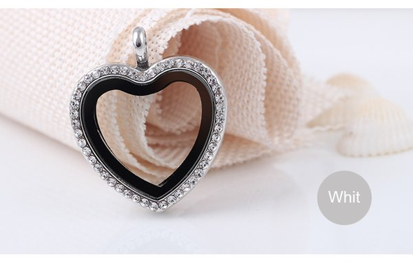 Wholesale top grade fashion 30mm heart floating locket diy top grade fashion 30mm heart floating locket diy transparent glass frames floatings charms lockets pendants jewelry aloadofball Choice Image