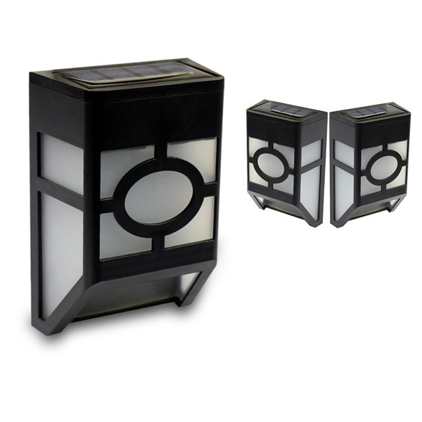 Solar Garden Fence Lamp Solar Fence Lamp Factory Outlet A Large Number Of  Spot Sales