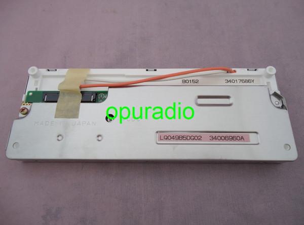 Free shipping Shapp 4.9inch LCD DISPLAY MODULE LQ049B5DG02/LQ049B5DG04 4.9 inch screen for Mercedes car audio systems
