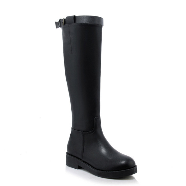 For women Winter shoes made of genuine leather Women's winter boots High-quality hiking boots Women's winter boots. XZ-098