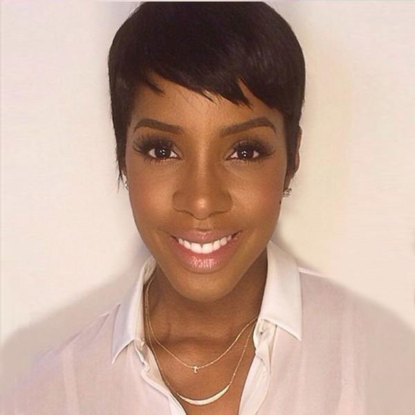 7A short bob cut wigs with baby hair glueless brazilian short full lace human hair wigs short bob wigs for black women
