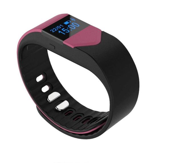 M3S Smart Wristband Pink