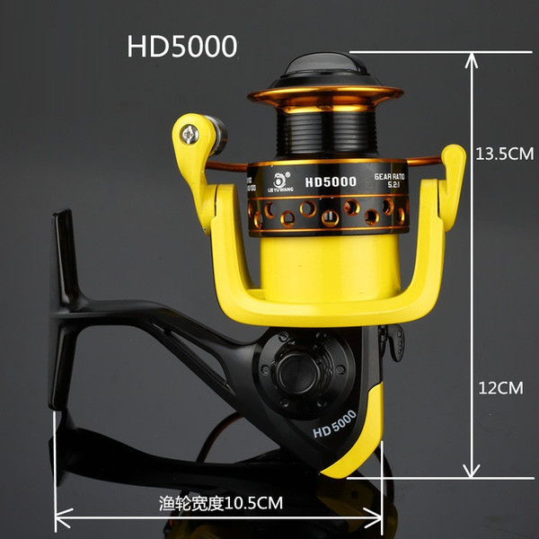 HD 5000