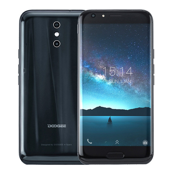DOOGEE BL5000 Dual 13.0MP Camera Mobile Phone 5.5 Inch FHD MTK6750T Octa Core 4GB RAM 64GB ROM 12V2A Quick Charge OTA