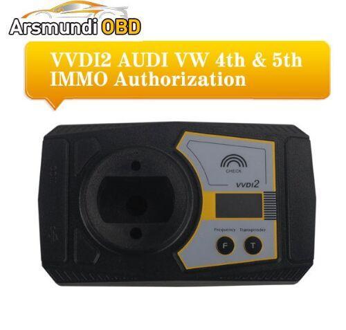 2018 new good Original Xhorse VVDI2 AUDI VW 4th & 5th IMMO Functions Authorization Service For VVDI2 basic function Update VVDI2 Key Prog