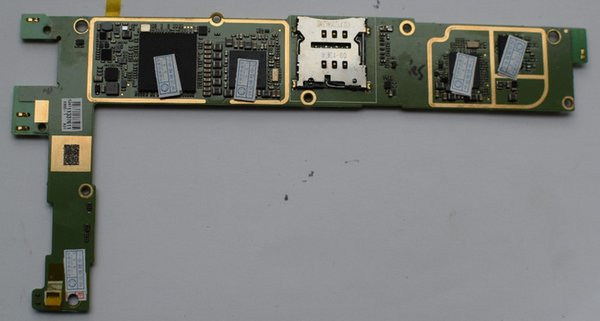 Unlocked test used work well for lenovo k900 motherboard mainboard board card fee chipsets panel free shipping