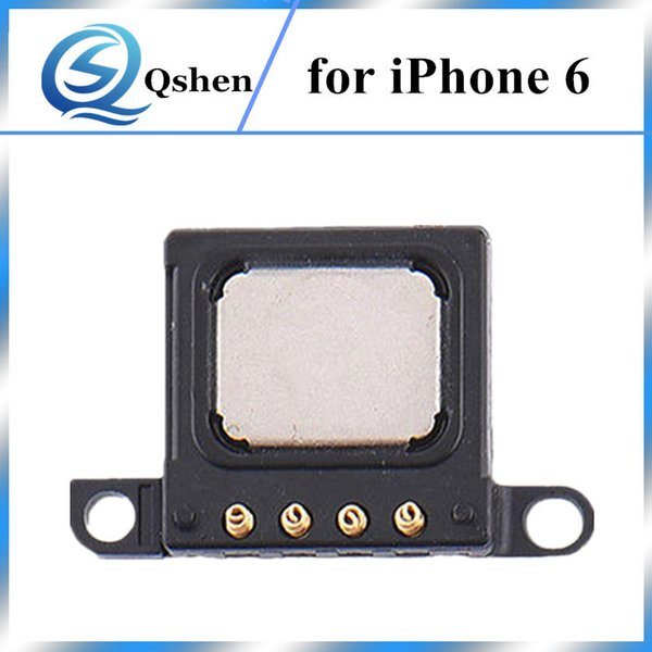For iPhone 6 6G Ear Speaker Earpiece Top Speaker Sonud Listening Replacement Parts For iPhone 6 4.7 Inch Original Quality