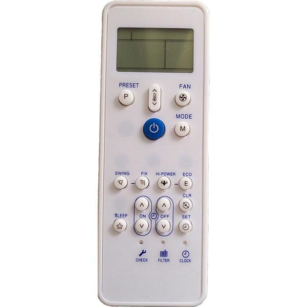 Vente en gros - Télécommande de remplacement YINGRAY pour télécommande de climatiseur Carrier Numéro de modèle WC-L03SE