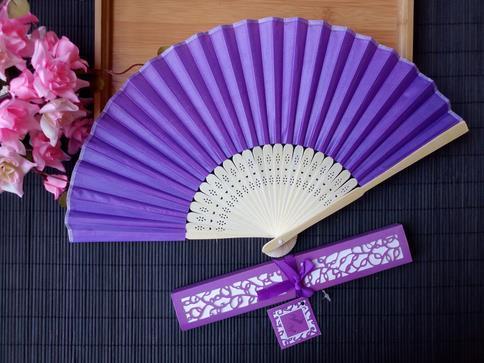 Фиолетовые вентиляторы + коробка