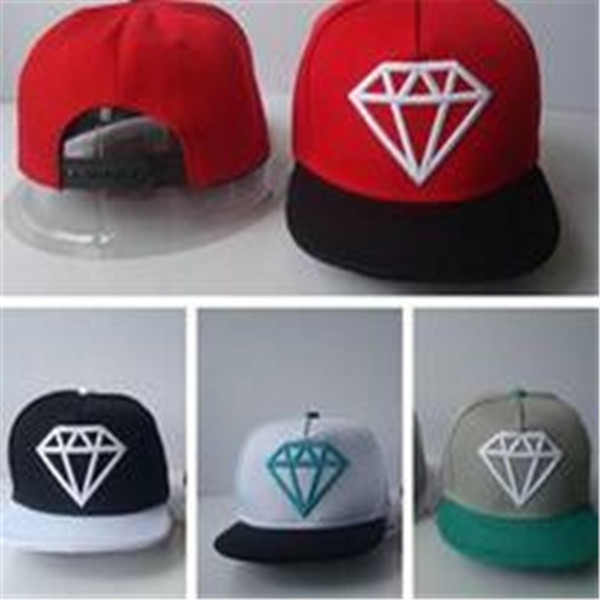 Snapback Hats Baseball Diamond Kids Fitted Caps Sport Ball Caps Children Snapback Hats Flat Designer Hip Hop Caps Fashion Gift DHL Free