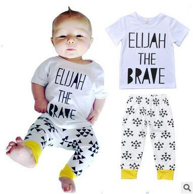 Good Quality Baby Kids Clothing Sets Short Sleeve T-shirt+Pants Two-Piece Suits Baby Boys Casual Cotton Pajamas Cheap Clothing