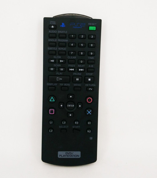 Wholesale- Used Original Remote Control PS2 SCPH-10420 For SONY DVD PLAY STATION 2