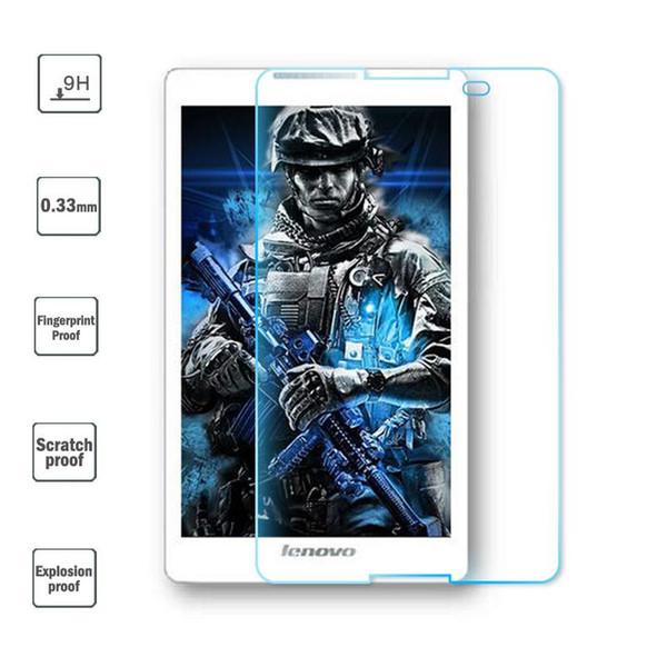 All'ingrosso-0.33mm Pellicola vetro temperato per Lenovo Tab3 8 Pellicola proteggi schermo protettiva Saver per Lenovo TB3-850F 850F 850M 8.0 Tablet 9H