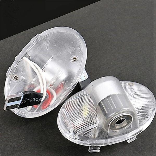 1 Set For Mazda 6 A8 RX-8 LED Car Door light laser Projector Logo emblem welcome light for Mazda