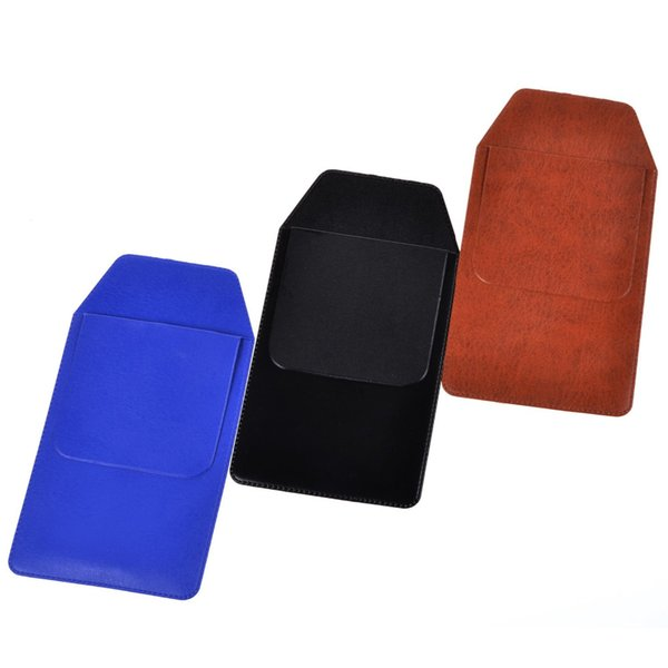Wholesale-Assorted Colors Pocket Protector for Pen Leaks (Black#Blue#Brown)
