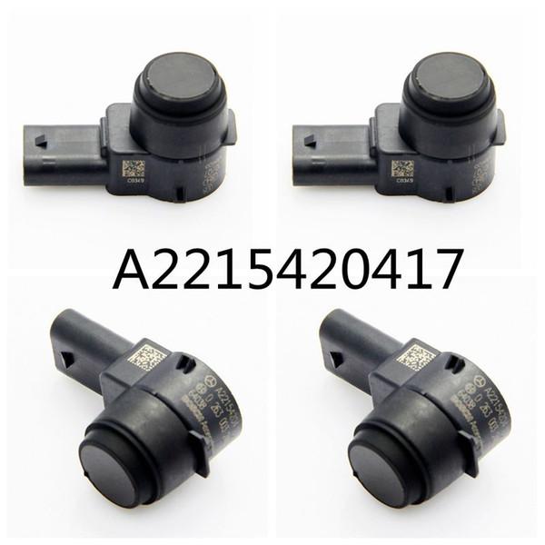 Parking Sensor OEM A2215420417 2215420417 PDC Ultrasonic Sensor For Benz W211 W219 W203 W204 W221 W164 CLS ML GL CL Car Parts