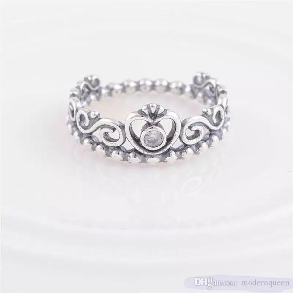 anelli corona pandora prezzi