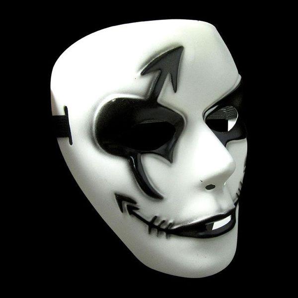 Großhandel-Peradix Gesichtsmaske Unisex Cosplay Vintage Halloween Horrible Vollgesichtsschutz Scary Street Masken