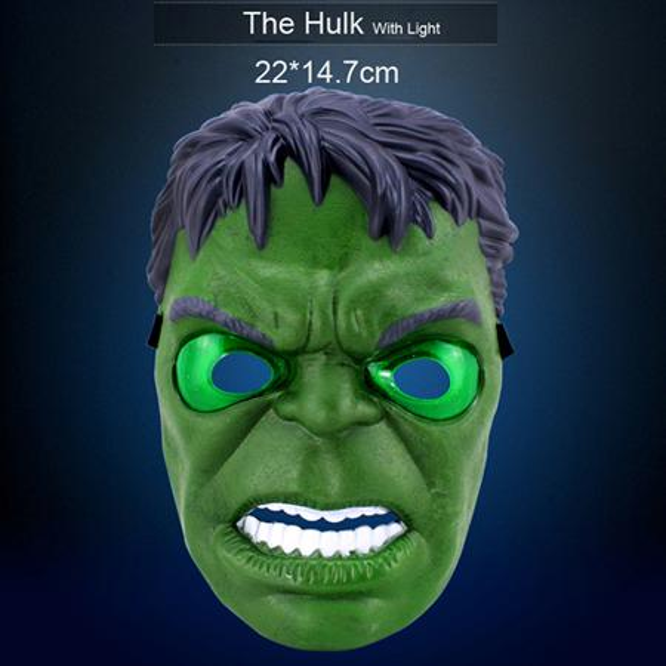 Hulk with light