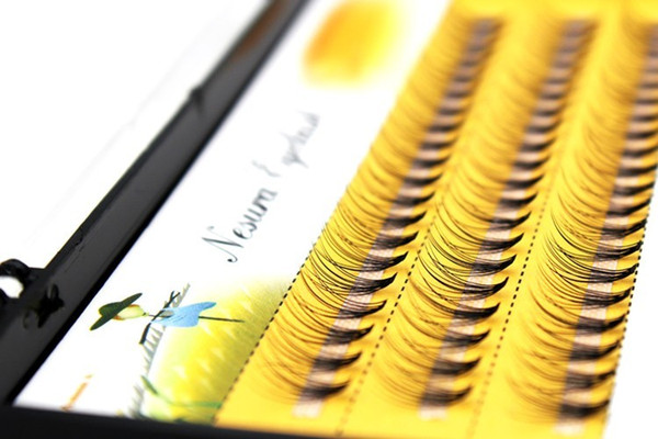 6/8/9/10/11/12/14mm Individual natural Mink Eyelash Extension. Artificial Fake False Eyelashes