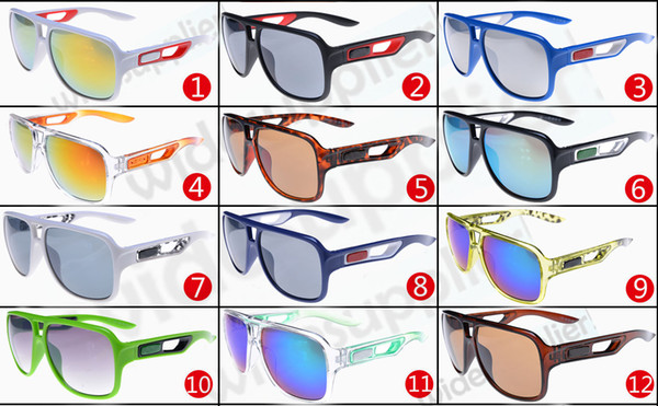 summer newest style Only SUN glasses 12 colors sunglasses men Bicycle Glass NICE sports sunglasses Dazzle colour glasses A+++ free shipping