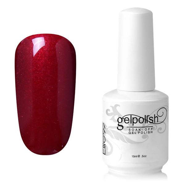 Al por mayor-Elite99 UV esmalte de uñas en gel Esmalte de larga duración Brillo Superficie 15ml Gel Barniz Semi permanente para el salón de uñas