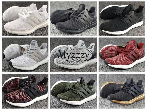 ASSASSINKICKS [NEW] Adidas ultra boost 3.0 burgundy
