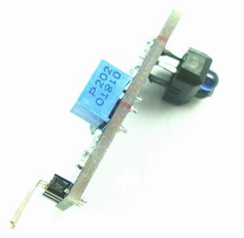 IKEYES S4 Arduino DIY Mini Infrarot Schwarz-Weiß-Linie Tracing Sensormodul