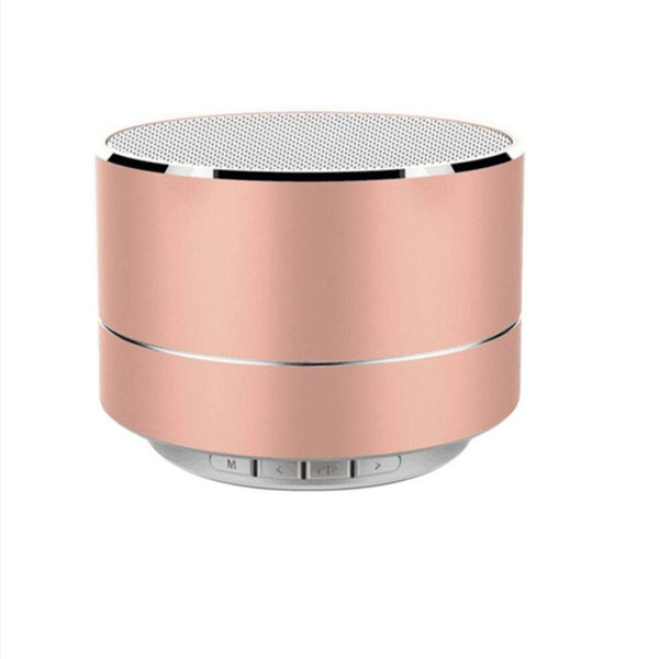 A10 Bluetooth Speaker Golden