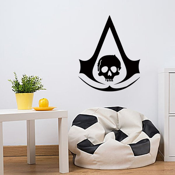 Personality Style Assassinu0027s Creed Art Decor Wall Stickers Vinyl Stickers  Stickers Bedroom Living Room Diy Part 68