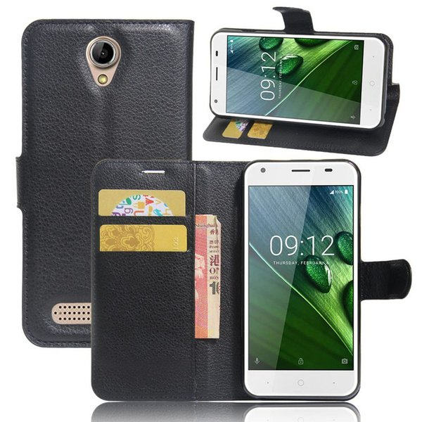 Leather Case For Acer Liquid Z6 Flip Cover Case For Acer Z6 Leather Protective Mobile Phone Bags & Case