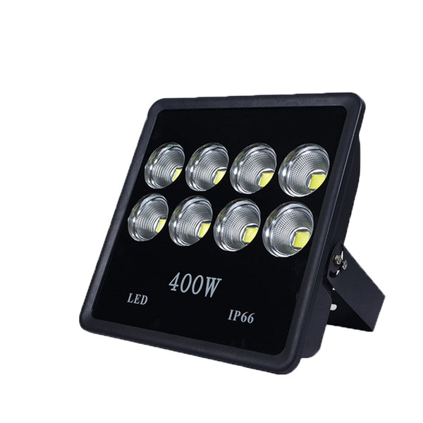 100W 200W 300W 400W led outdoor spotlight landscape sports field lighting garden lights floodlights fixture waterproof 110V/220V AC85V~277V