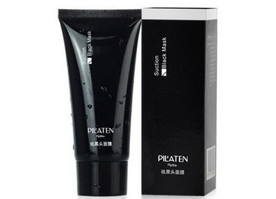 Hot PILATEN blackheads remover acne treatment mineral black for nose and face mud face mask nasal membranes