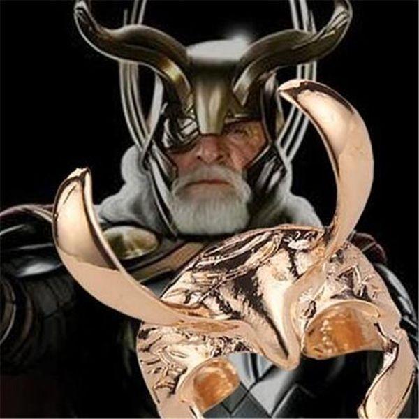 Thor 2 Thor Loki Helmet Dark World Rings For Men