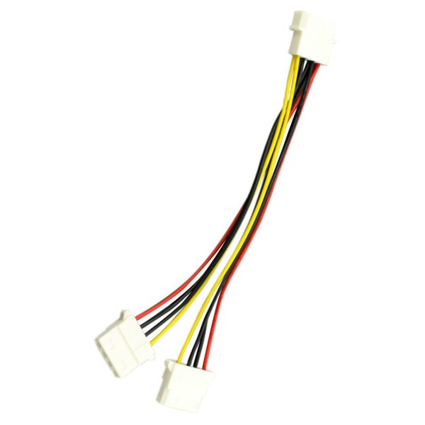 4pin IDE Molex Power Supply Y Splitter Extension Cable 2018 from ...