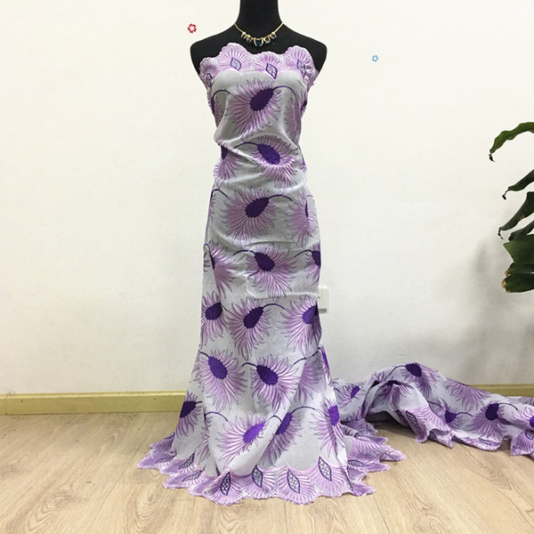 Hot Sales African Swiss Voile Lace, 1027 Free Shipping(5 yards/pack), 100%cotton African Wedding Party Dry Lace Clothes