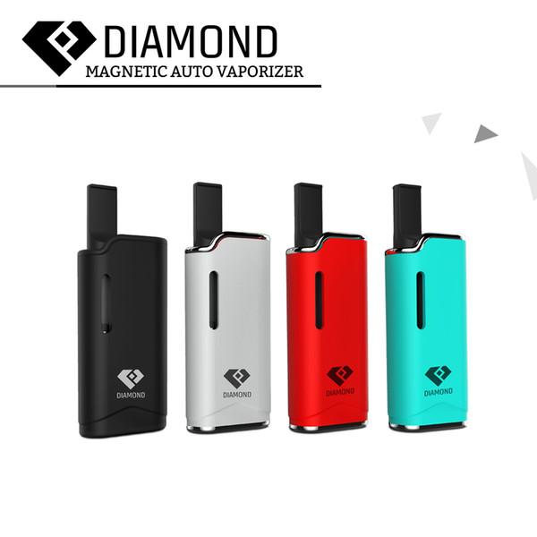 Оригинальный Airis Diamond Kit E Сигарета Vape Mod Kit 280 мАч Авто Батарея Мод с картриджами G2 Подходят различные Vape картриджи