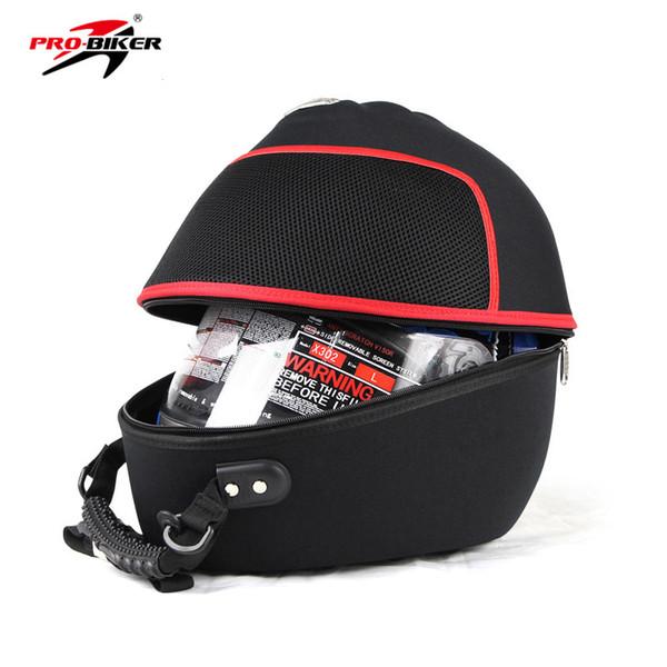 PRO-BIKER Motorcycle Bag Motorbike Full Helmet Bag Motos Travel Luggage Case Shoulder Backpack Bicycle Helmet Bags,G-XZ-008