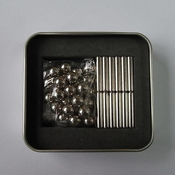 Magnetic Sticks And Magnetic Balls Magic Cubes Buckyballs