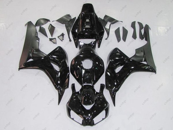 ABS Fairing CBR 1000 RR 2006 Full Body Kits CBR1000RR 06 Black Plastic Fairings Fireblade 07 2006 - 2007