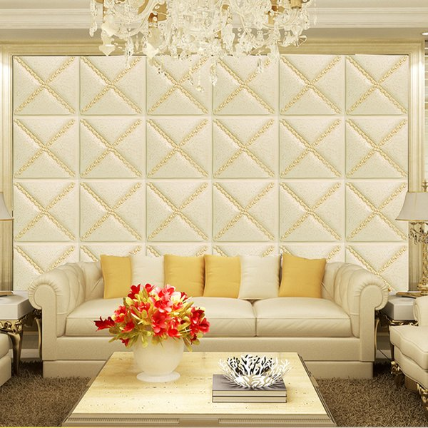 Custom 3d Wall Murals Waterproof Wallpapers For Living Room Sofa Tv Background Home Wallpaper Walls Papers Home Decor Green Wallpaper H Wallpaper From