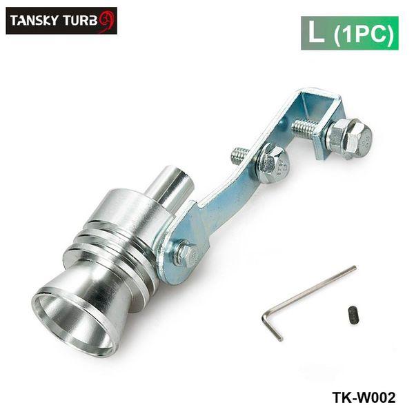 top popular Turbo Whistler Turbo Sound L Size Of Universal Turbo Sound Whistler Muffler Exhaust Pipe TK-W002 1PC 2021