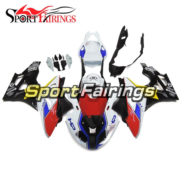 Injection Fairings For BMW S1000RR 11 12 13 14 2011 - 2014 Plastics ABS Fairings Motorcycle Bodywork Cowling Gloss White Black New Frames